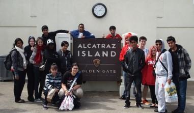 Alcatraz SF